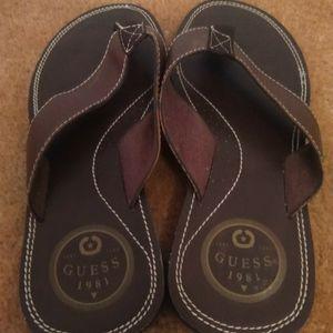 Guess Men's thong sandals